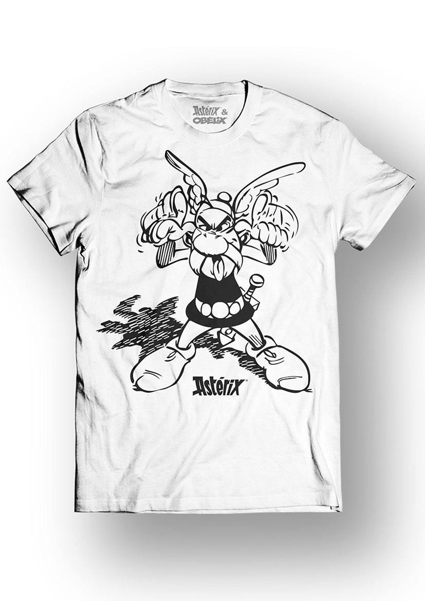 Asterix T-Shirt Grimace Size XL
