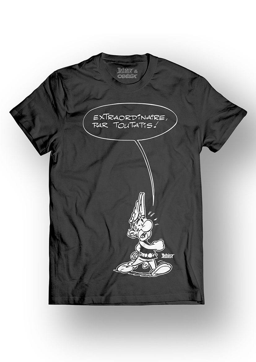 Asterix T-Shirt Extraordinary  Size L