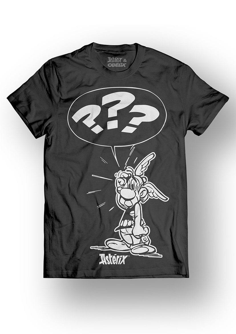 Asterix T-Shirt What Size XL