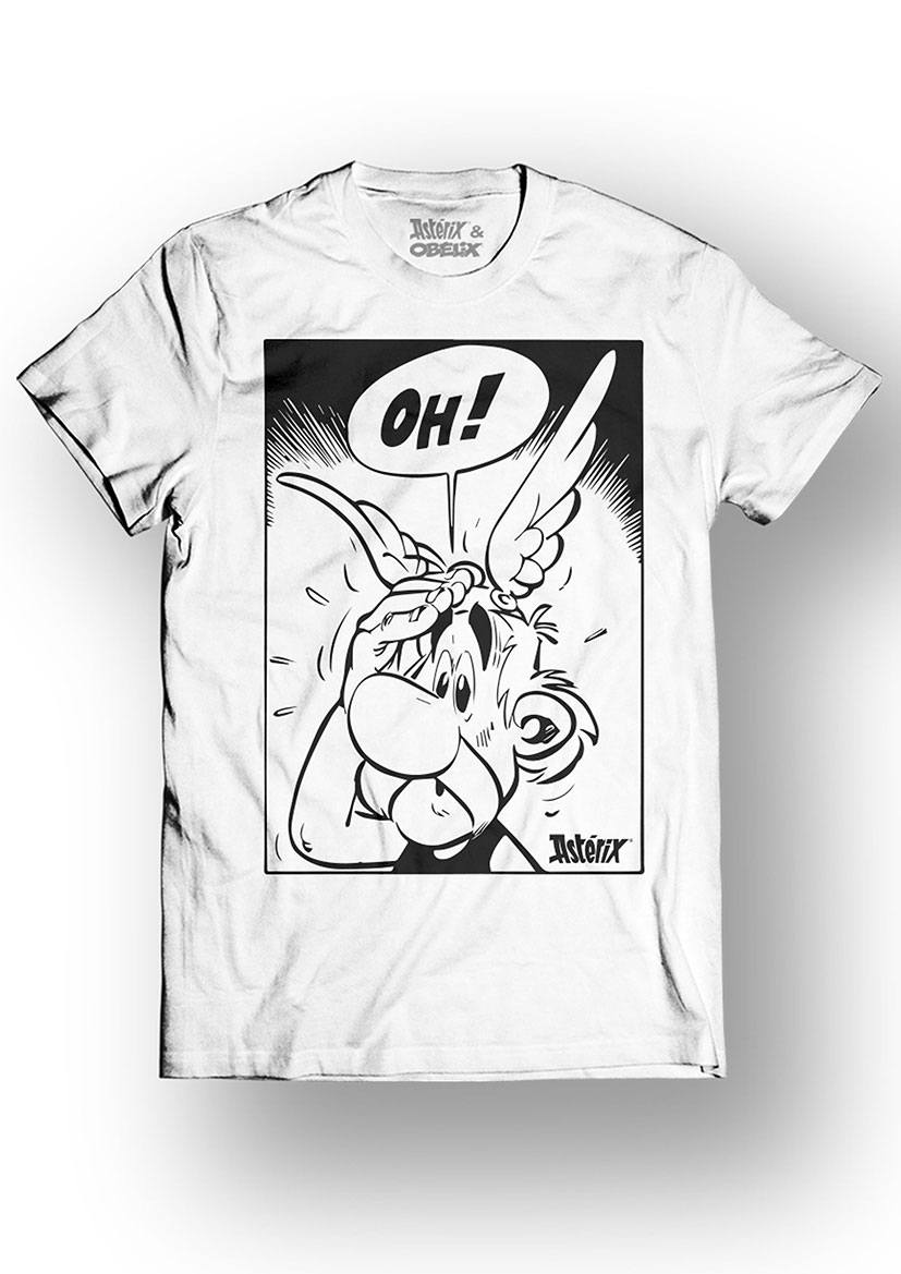 Asterix T-Shirt OH! Size L