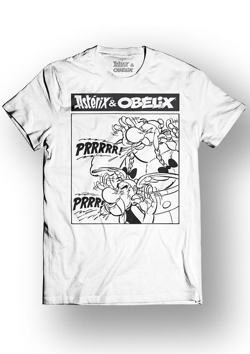 Asterix T-Shirt PRRRR Size S