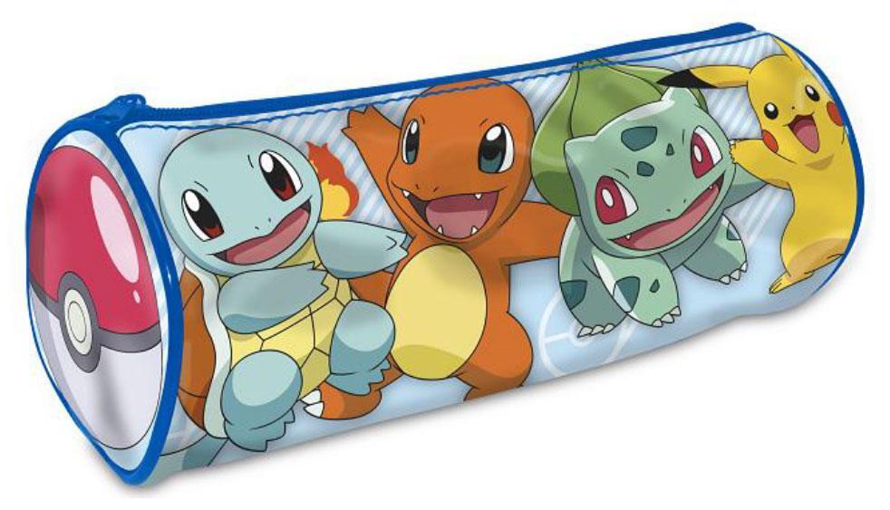 Pokemon Pencil Case Starters 22 cm