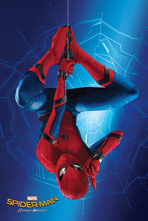 Spider-Man Homecoming Poster Pack Hang 61 x 91 cm (5)