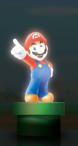 Super Mario Nightlight Mario 20 cm