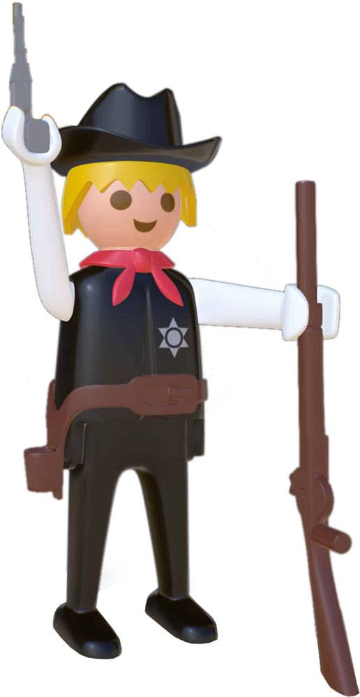 Playmobil Nostalgia Collection Figure Sheriff 25 cm