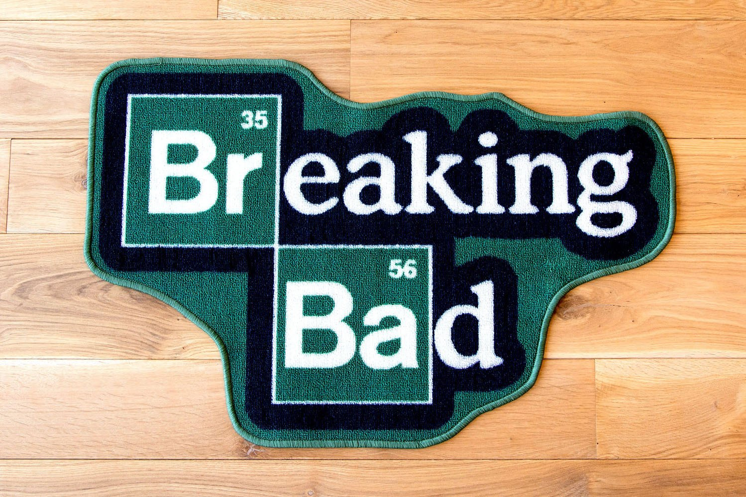 Breaking Bad Rug Logo 85 x 55 cm