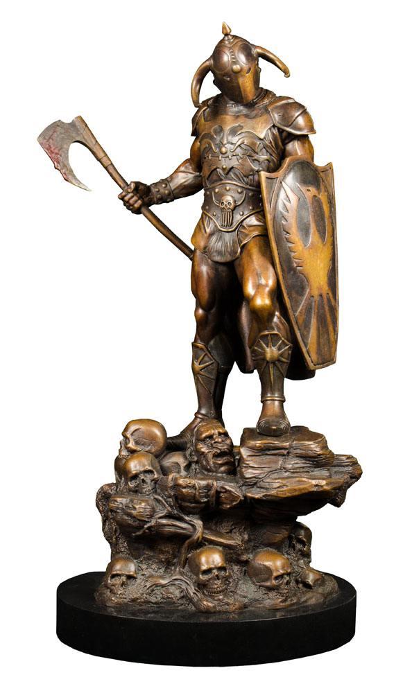 Frank Frazetta Statue 1/7 Death Dealer Faux Bronze 35 cm