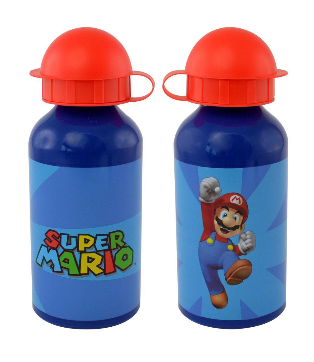 Super Mario Bottle Mario