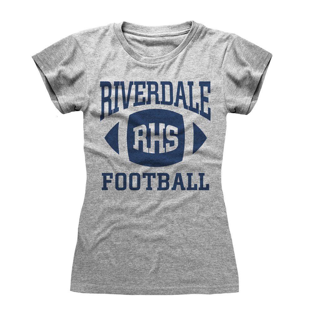Riverdale Ladies T-Shirt Football Size M