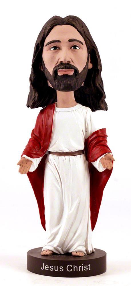 Jesus Christ Bobble-Head Version 2 20 cm