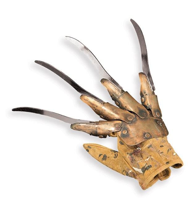 Nightmare on Elm Street Freddy Krueger Metal Glove Supreme Edition