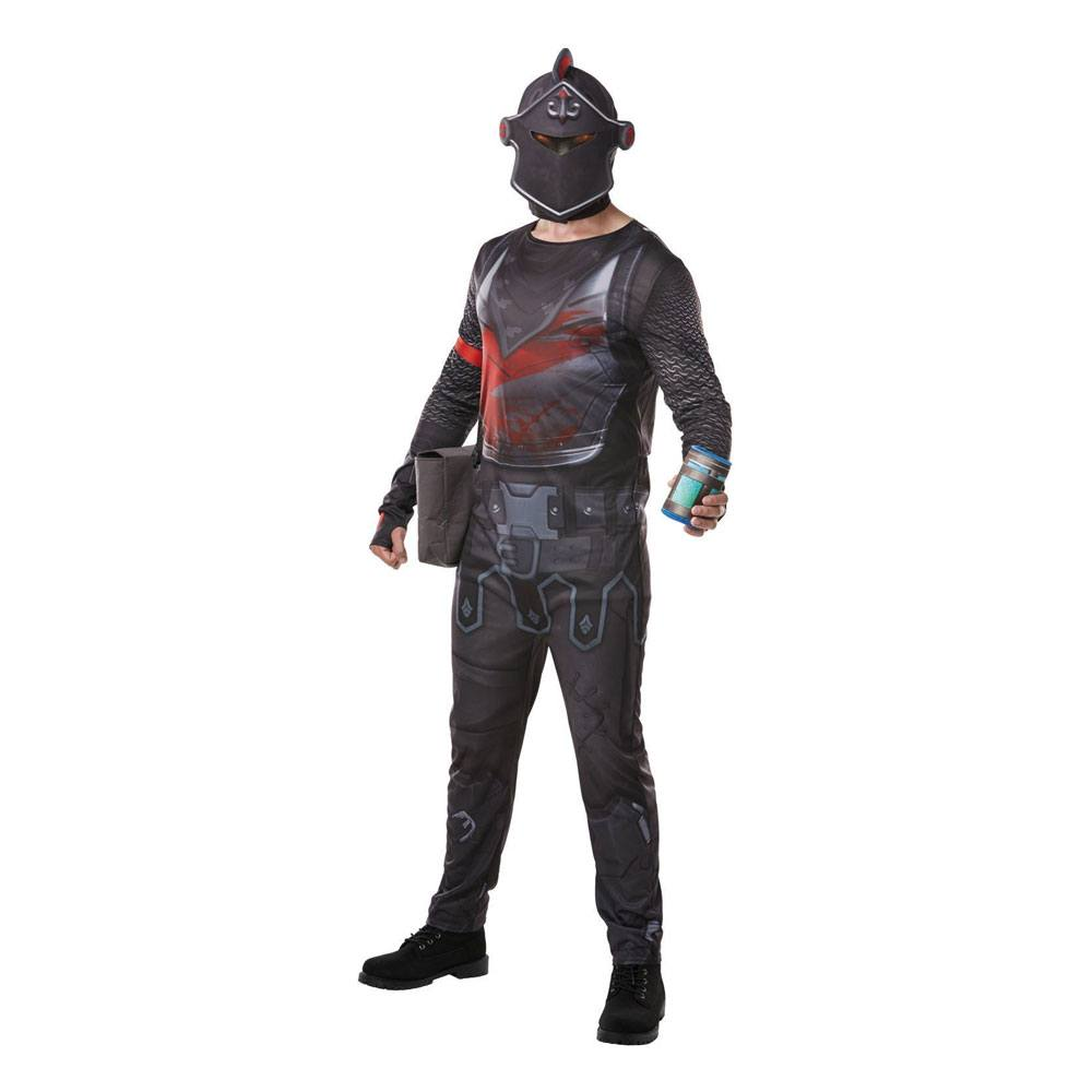 Rubies Fortnite Costume Black Knight Size S