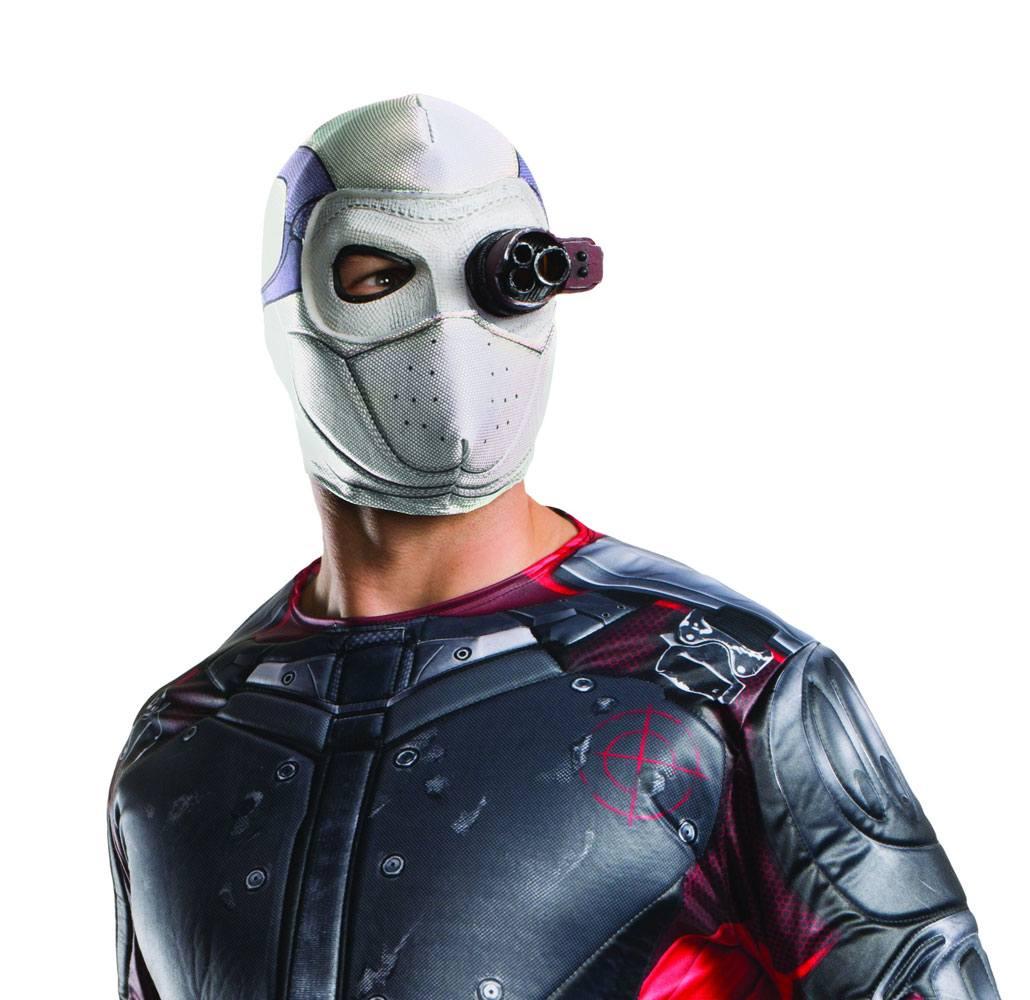 Suicide Squad Mask Deadshot