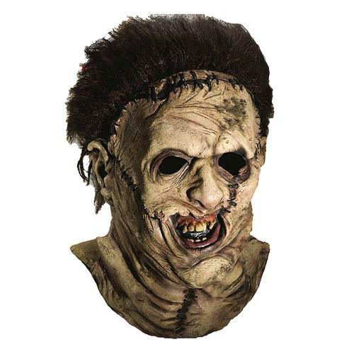 Texas Chainsaw Massacre Deluxe Latex Mask Leatherface