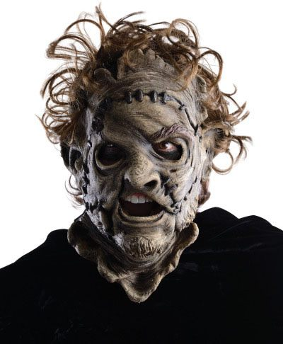 Texas Chainsaw Massacre 3/4 Vinyl Mask Leatherface