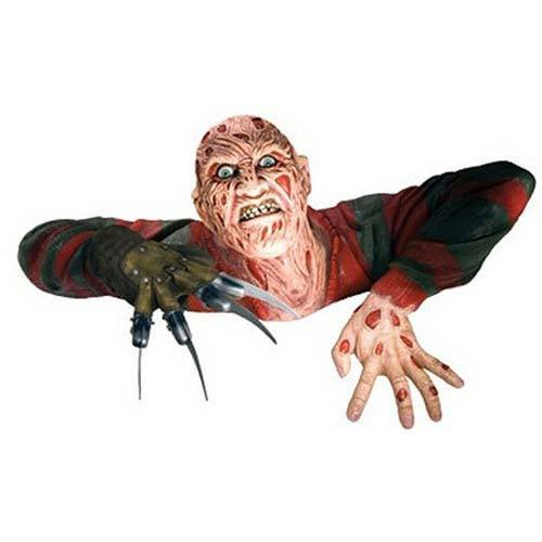Nightmare On Elm Street Statue Freddy Krueger Grave Walker 37 cm