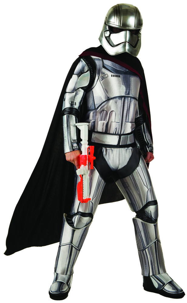 Rubies Star Wars Episode VII Costume Deluxe Captain Phasma Size L