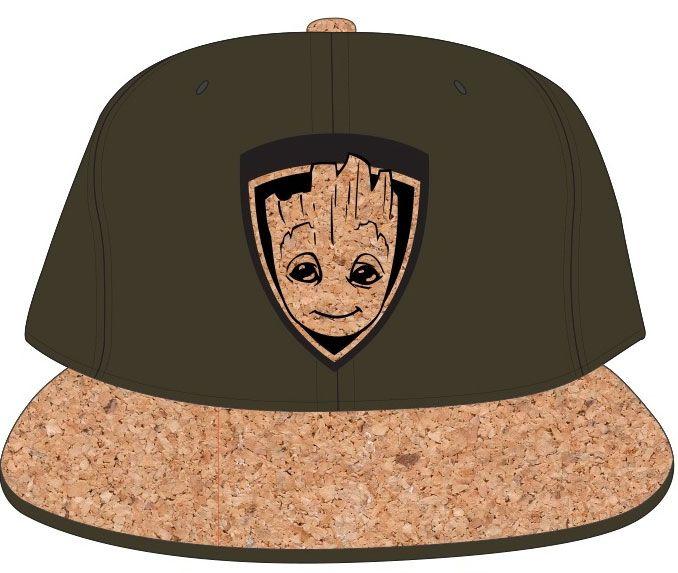 Guardians of the Galaxy Vol. 2 Snap Back Cap Groot