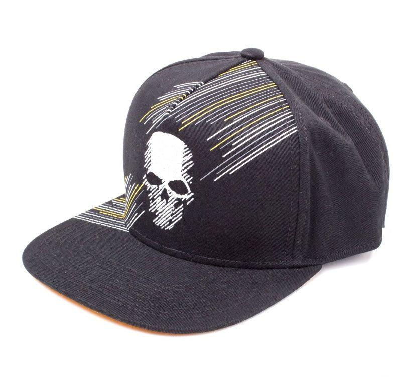 Ghost Recon Wildlands Snap Back Cap Skull