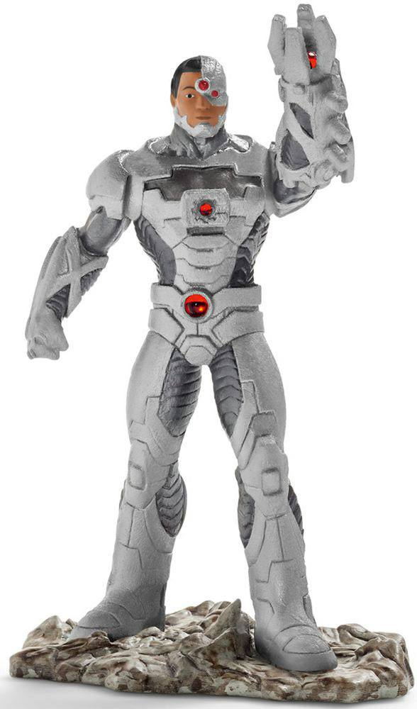 Justice League Figure Cyborg 10 cm