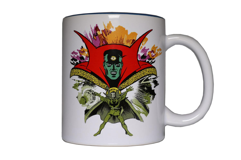 Doctor Strange Mug Face