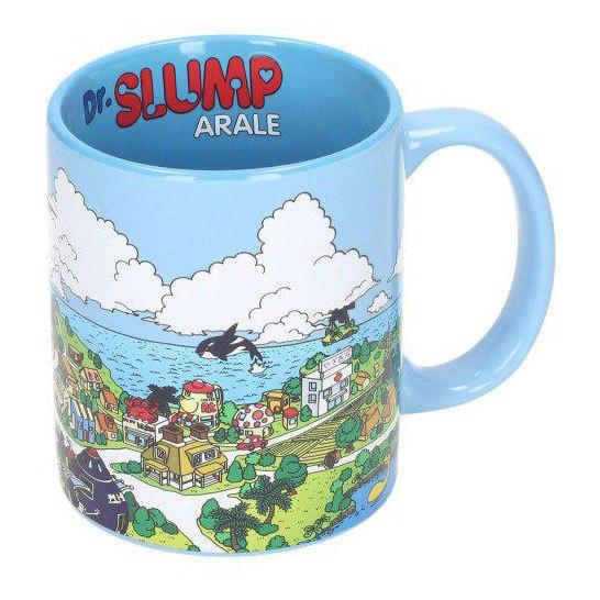 Dr. Slump Mug Penguin Village