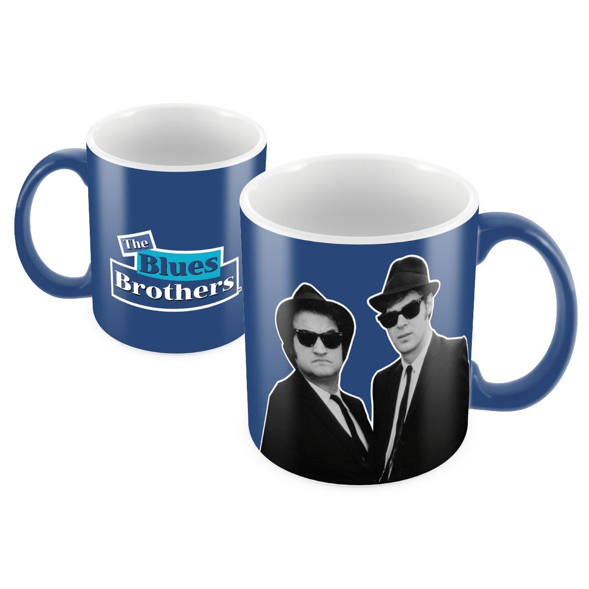 Blues Brothers Mug Logo