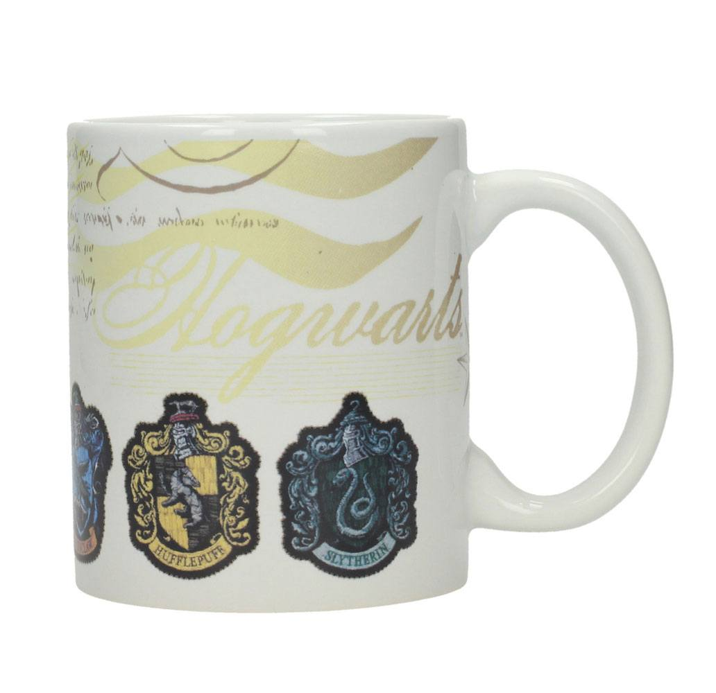Harry Potter Mug House Crests
