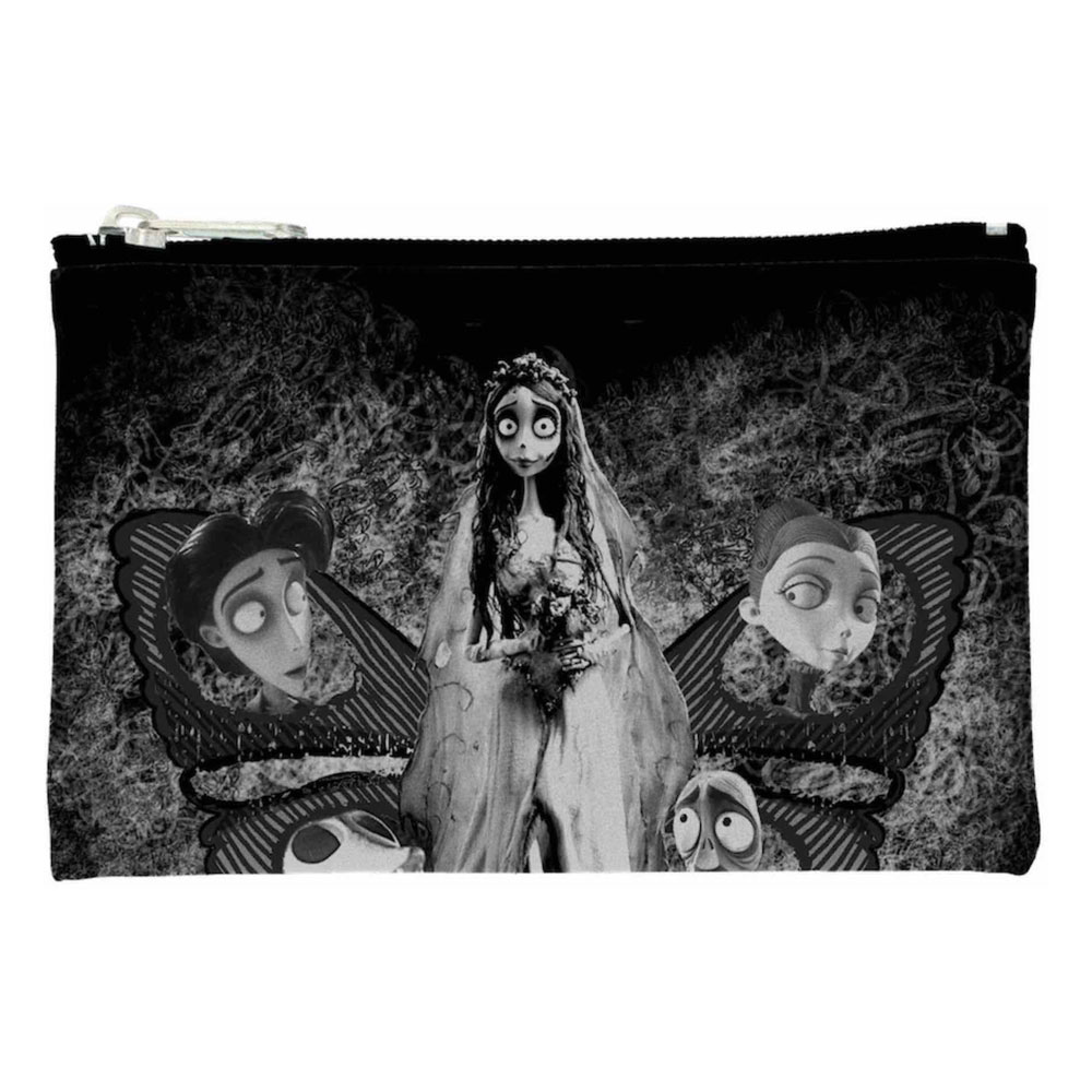 SD Toys Corpse Bride Cosmetic Bag Characters