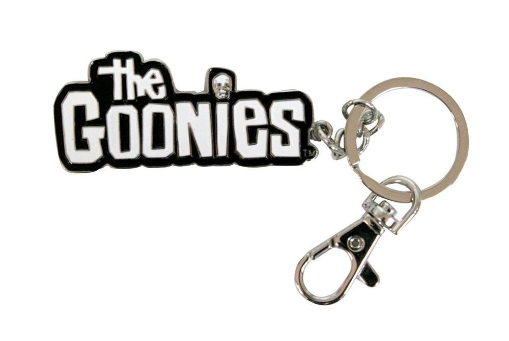 Goonies Metal Key Ring Logo