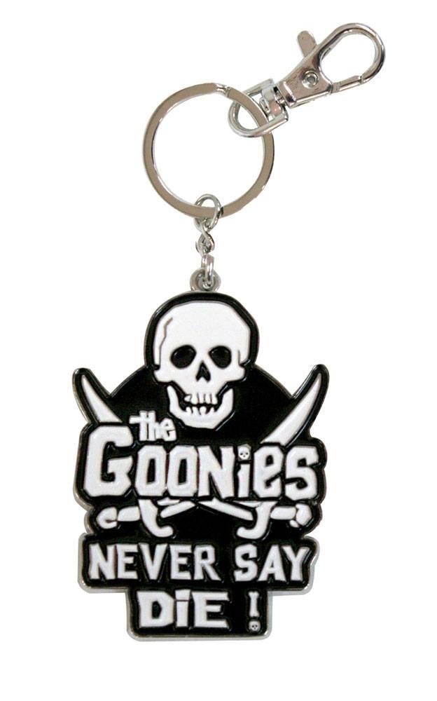 Goonies Metal Key Ring Never Say Die