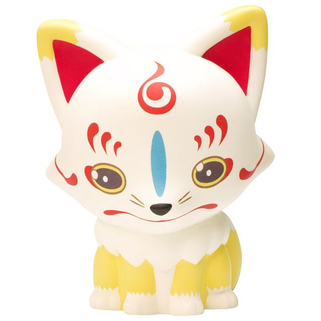 Touken Ranbu -ONLINE- Soft Vinyl Mascot Konnosuke 12 cm