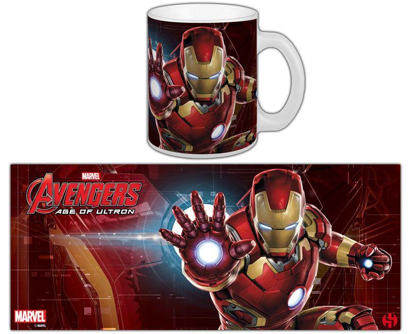 Avengers Age of Ultron Mug Iron Man