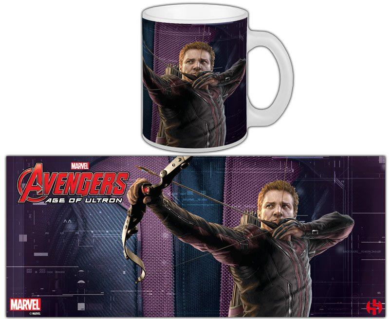 Avengers Age of Ultron Mug Hawkeye