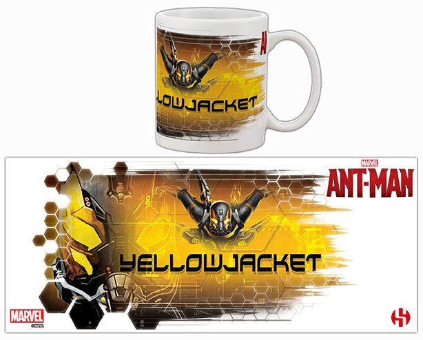Ant-Man Mug Yellow Jacket