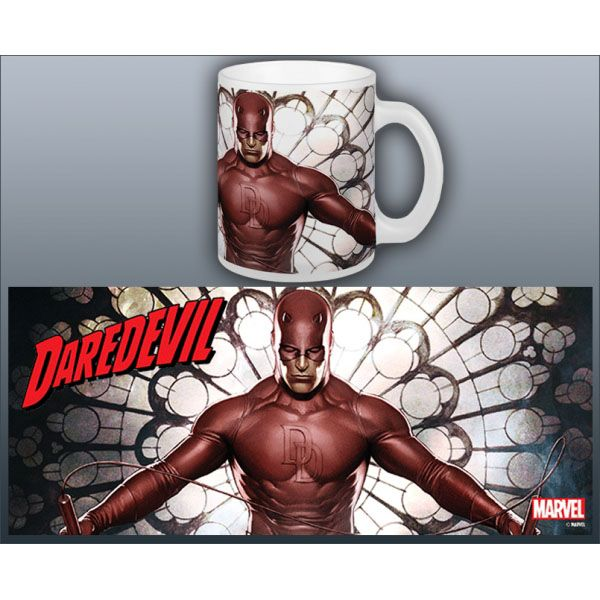 Marvel Comics Mug Daredevil Church