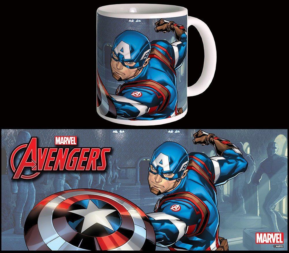 Avengers Mug Captain America
