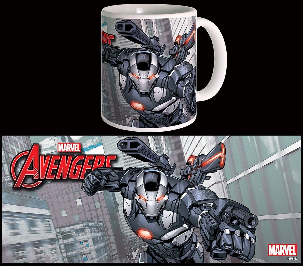 Avengers Mug War Machine