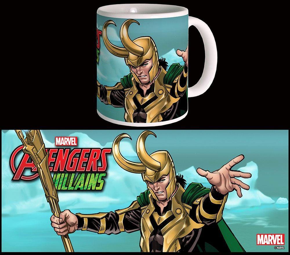 Avengers Villains Mug Loki