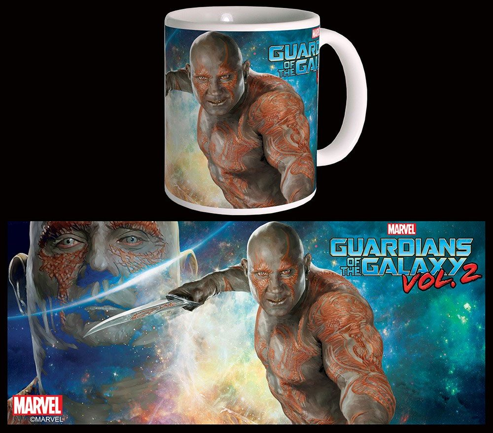 Guardians of the Galaxy 2 Mug Drax