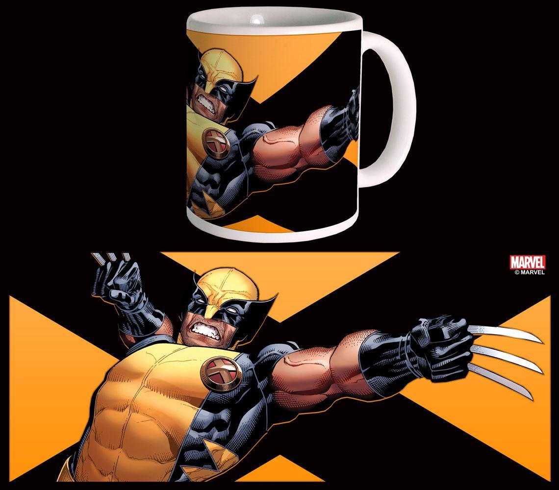 X-Men Mug Wolverine