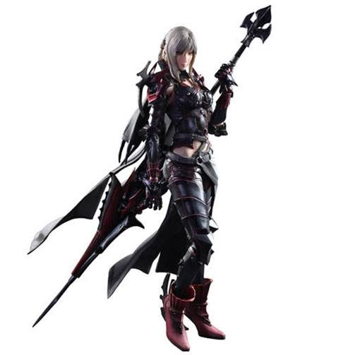 Final Fantasy XV Play Arts Kai Action Figure Aranea Highwind 27 cm