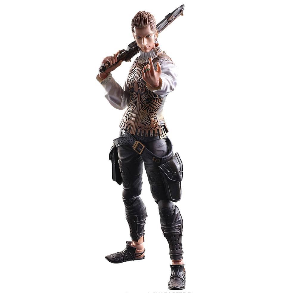 Final Fantasy XII Play Arts Kai Action Figure Balthier 28 cm