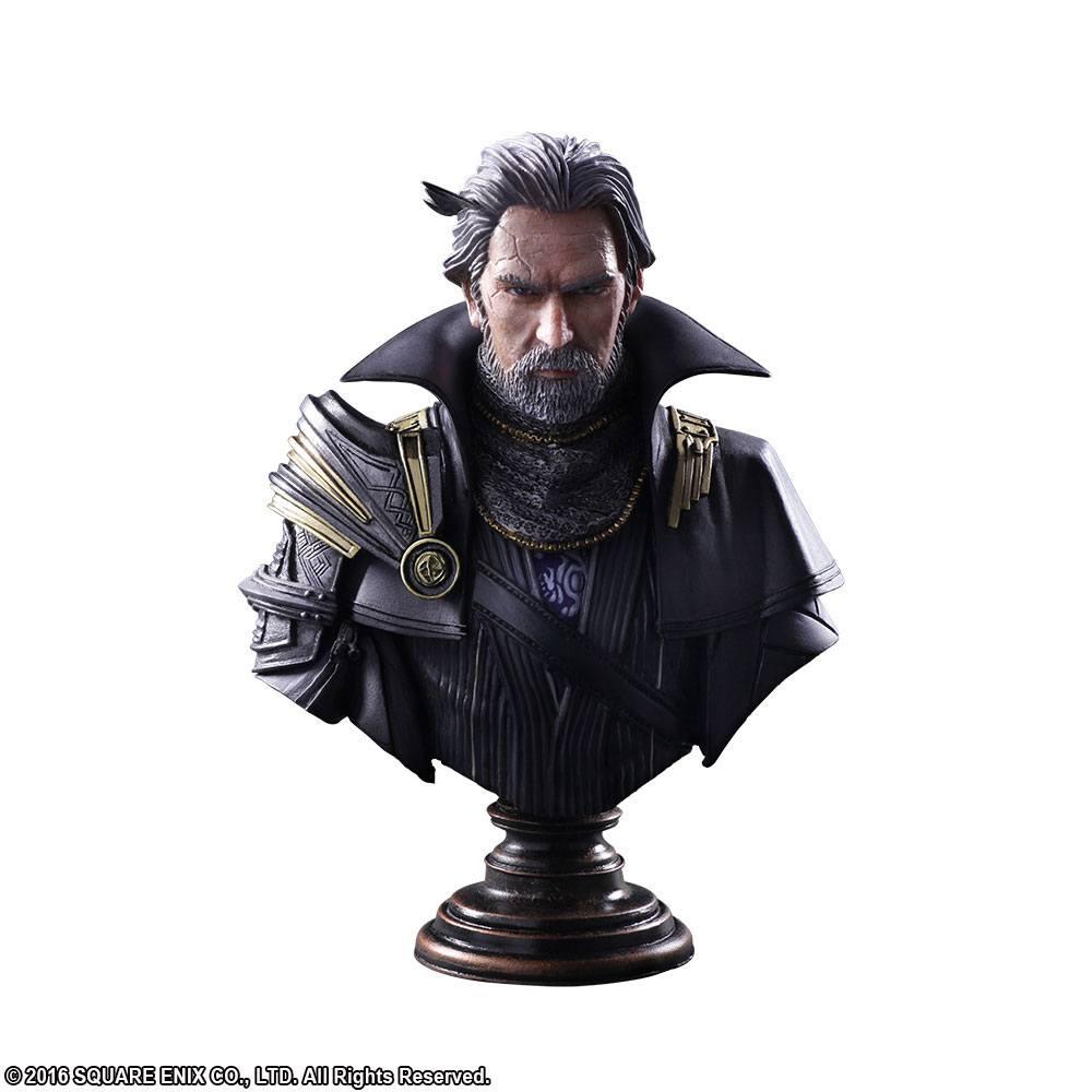Kingsglaive Final Fantasy XV Static Arts Statue Regis Lucis Caelum 11 cm