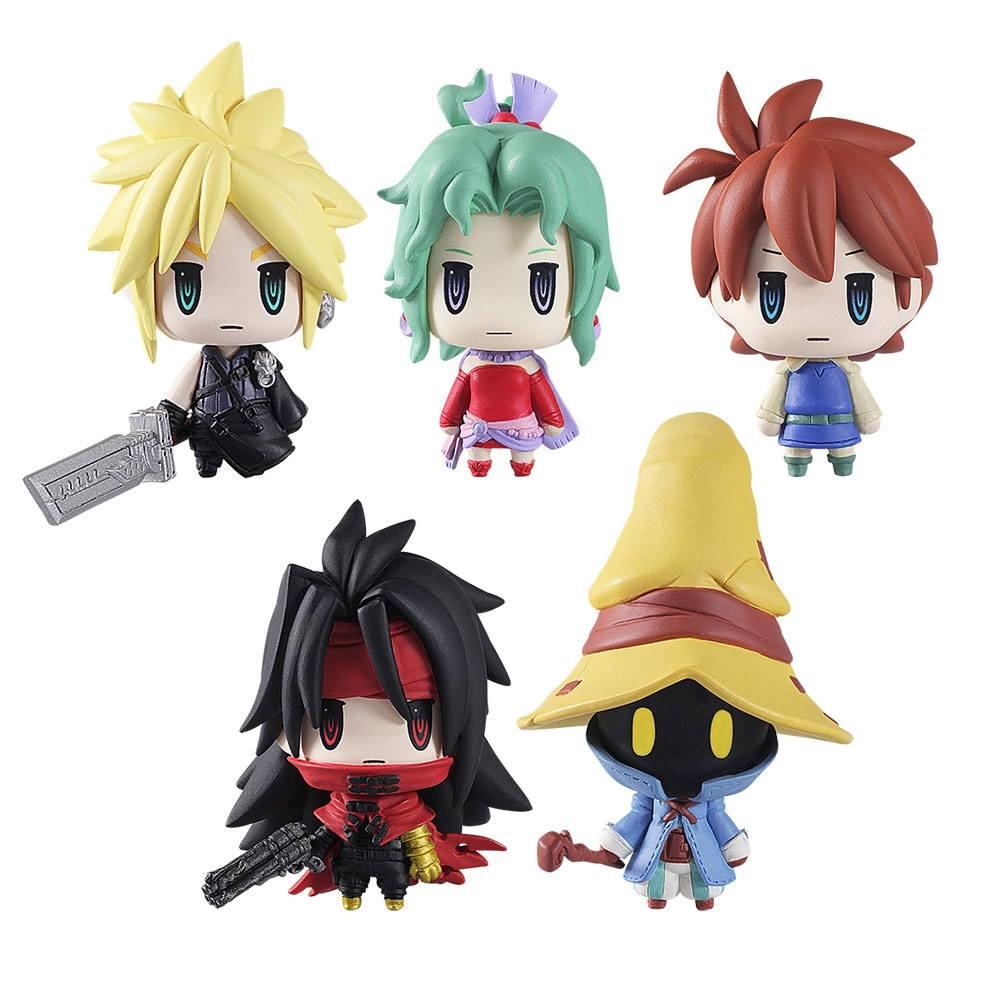 Final Fantasy Trading Arts Mini Figures 5 cm Vol. 2 Assortment (6)