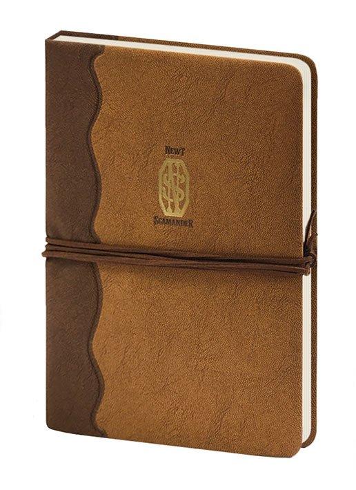 Fantastic Beasts Premium Notebook A5 Newt Scamander Logo