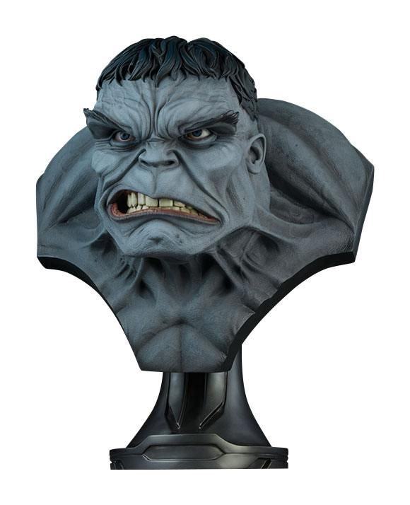 Gray Hulk Exclusive Lifesize 1/1 Bust by Sideshow Collectibles