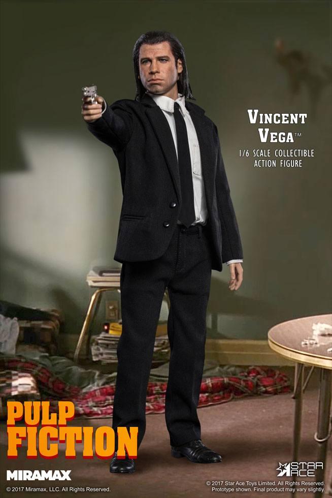 Pulp Fiction My Favourite Movie Action Figure 1/6 Vincent Vega 30 cm