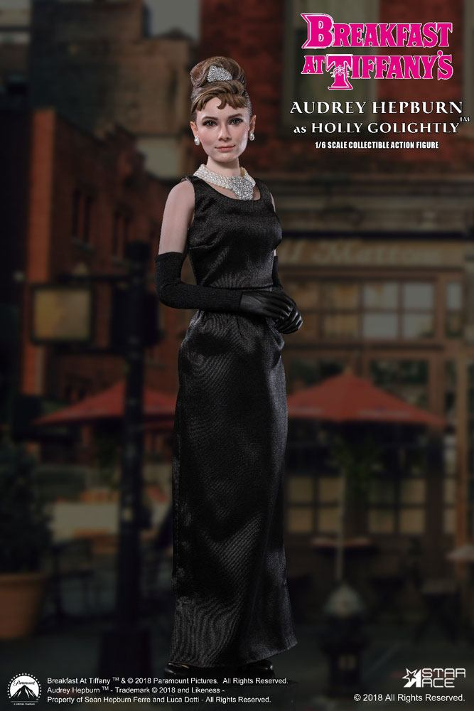 Holly Golightly (Audrey Hepburn) 2.0 Breakfast at Tiffany's MFL 1/6 Action Figure by Star Ace Toys