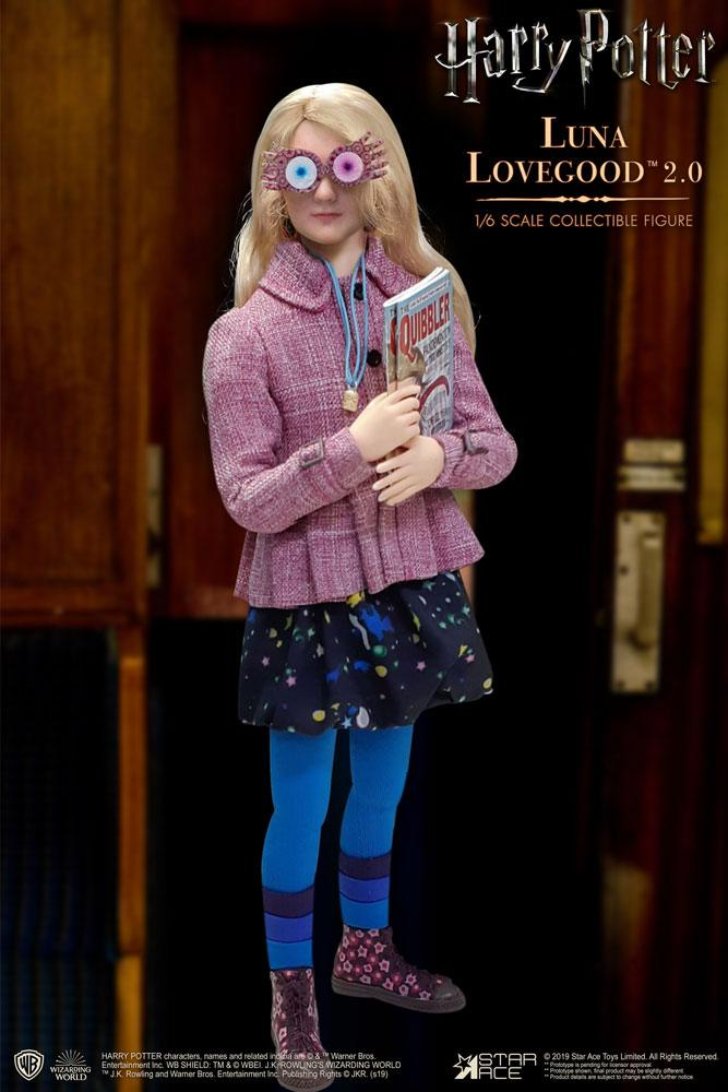 Luna Lovegood Casual Wear Limited Edition Harry Potter My Favourite Movie 1/6 Action Figure by Star Ace Toys